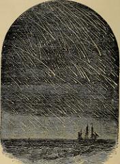 asteroid shower photo