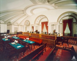 Old SCOTUS Chamber