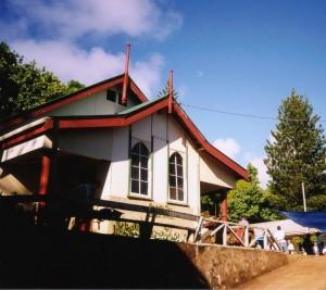 Church of Adamstown