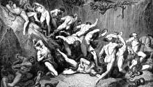 Stupid Tuesday questions, Dante Alighieri edition