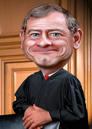 Chief Justice John Roberts photo