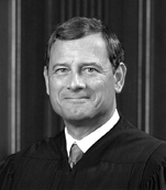 Chief Justice John Roberts. Official U.S. Supreme Court photograph, no copyright on U.S. Government photography.