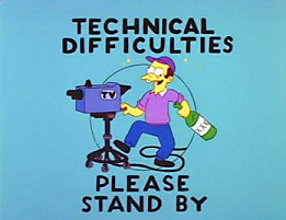 technical difficulties photo
