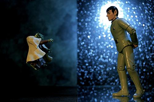 Mr Spock photo