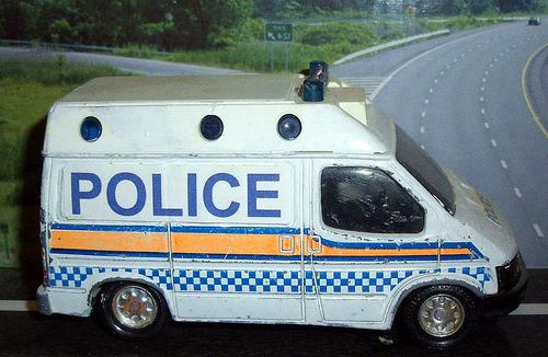toy ambulance photo