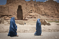 bamiyan buddha photo
