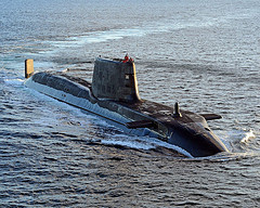 nuclear submarine photo