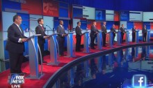 The Parties Should Worry about Primary Debates