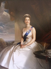 Queen Elizabeth photo