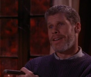 "Ron Perlman as Norman Arbuthnot in ""The Last Supper"", Four Stars"