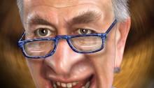 Chuck Schumer Eyes Glasses