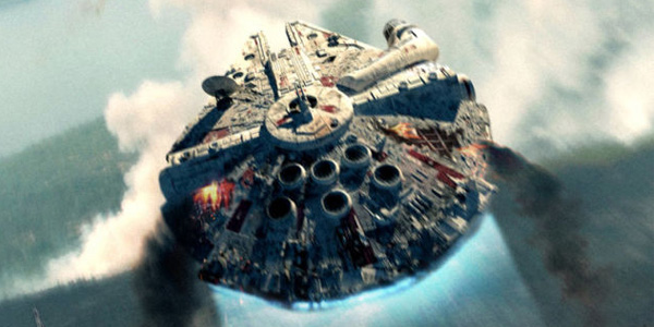 Star-Wars-Burning-Millennium-Falcon
