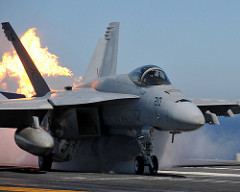 plane fire photo