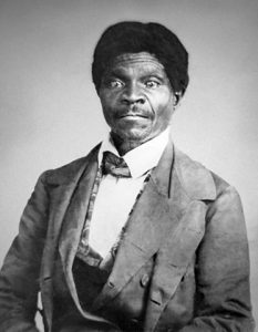 Dred Scott. Public domain, taken circa 1857. Sourced from wikimedia commons.
