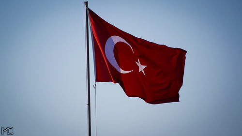 turkey flag photo