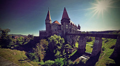 castle romania photo