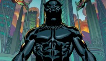 Ta-Nehisi Coates and the Black Panther