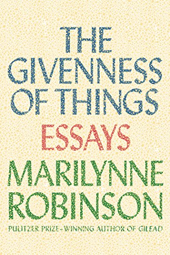Marilynne Robinson and the Absence of a Religious Left