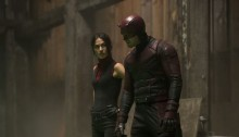 Daredevil and Elektra Have A Conversation