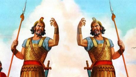 Goliath vs Goliath: Not a David In Sight