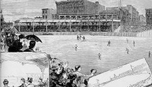 Ballpark Politics, 1880s Style