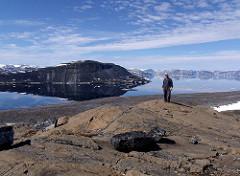 remote island photo