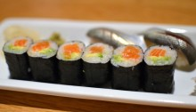 Greg Rosalsky: What's the Difference Between a $240 Sushi Roll and a $6.95 Sushi Roll?