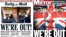 Morning Ed: Brexit {2016.06.26.Su}