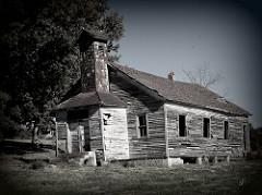 schoolhouse photo