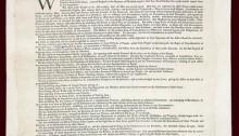 Redlining the Declaration (A Greatest Hit)