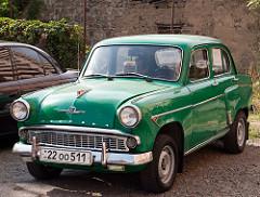 soviet car photo