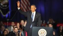 So Long, President Obama