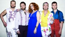 "Bop Or Not: Scissor Sisters' ""Lights"""
