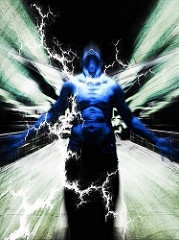 Dr Manhattan photo