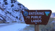 The Fight for Federal Lands
