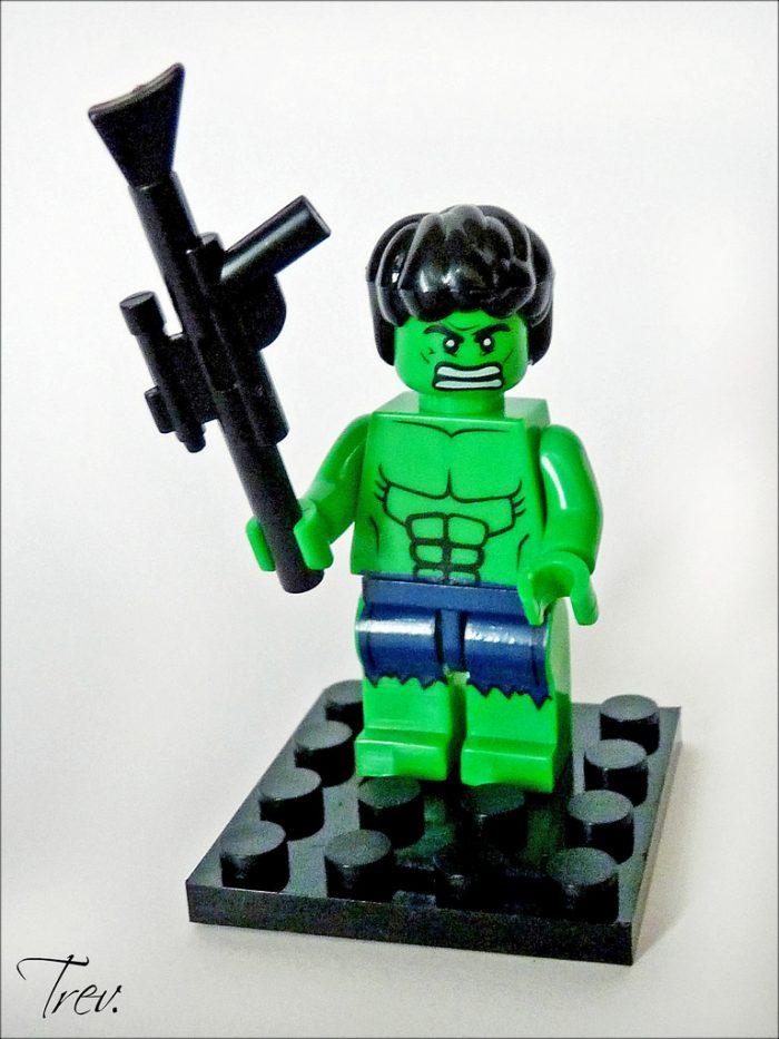 Tech Tuesday 11/7/17 - Hulk Edition