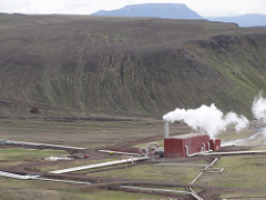 geothermal power photo