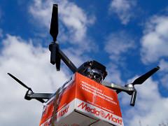 delivery drones photo