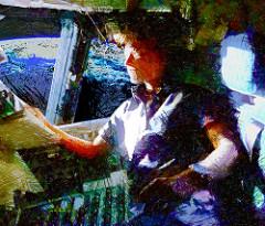 women technology photo