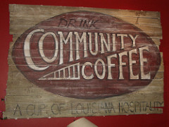 community coffee photo