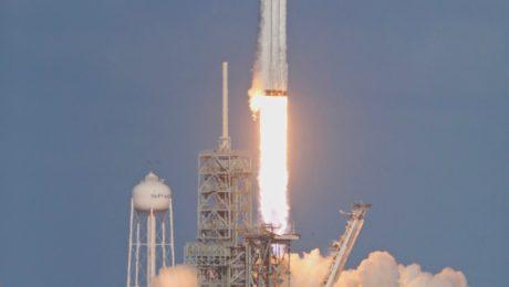 Rise of the Falcon Heavy