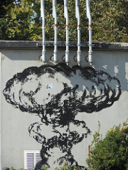 mushroom cloud photo