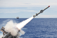 targeted missile photo