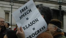 Barbara Bush, Randa Jarrar, and the Outrage of Free Speech