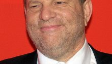 Harvey Weinstein Turns Himself In