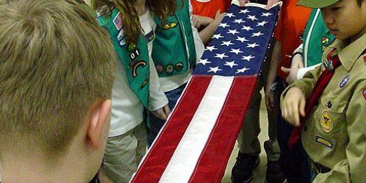 Boy Scouts Girl Scouts