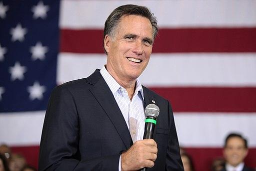 The Third Coming of Mitt Romney