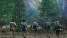 """Annihilation"" Movie Review"