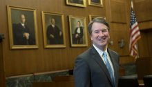 Judge Brett Kavanaugh is President Donald Trump's SCOTUS Pick