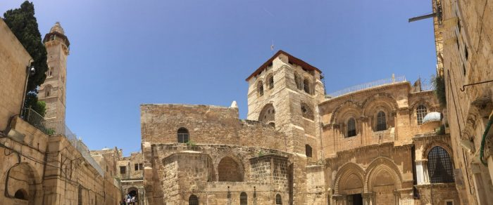 Israel, Cyprus, and a Personal Journey Through the Crusades